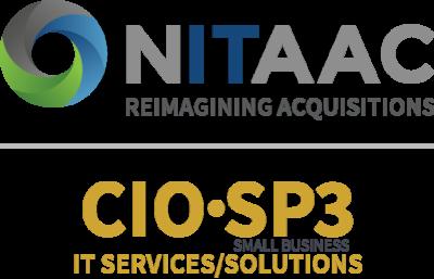 NITAAC CIO SP3 Logo
